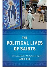 Angie Heo's The Political Lives of Saints, reviewed by Sarah Riccardi-Swartz
